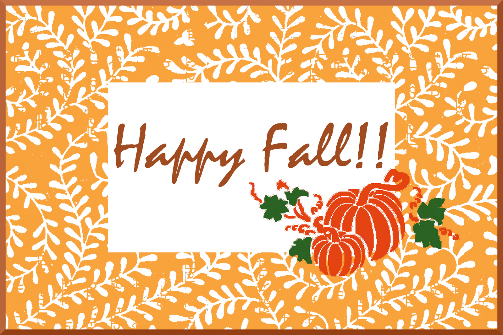 graphic about Printable Fall Decorations identify Creations via Alisha Rose: Easy Tumble Decorations and Delighted