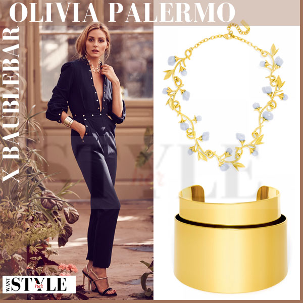 olivia palermo x baublebar collaboration shop the collection