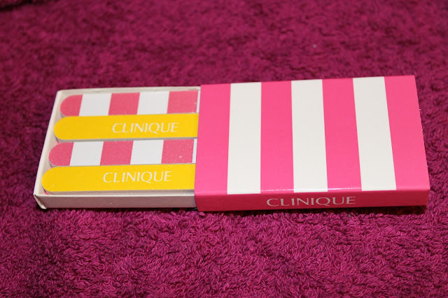 Clinique Bonus Time Blog Review