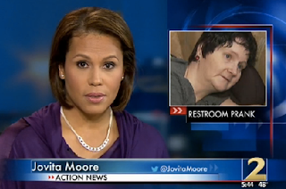 Atlanta: Woman Glued to Toilet Seat