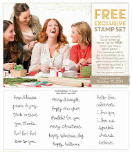 Stampin' Up! Specials