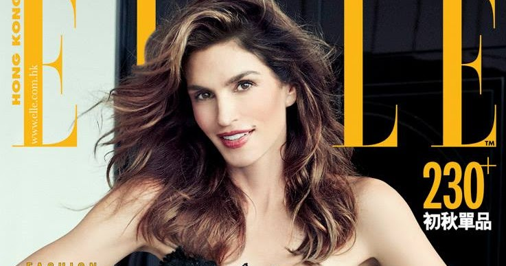 Arts Cross Stitch: Actress, Model @ Cindy Crawford by ...