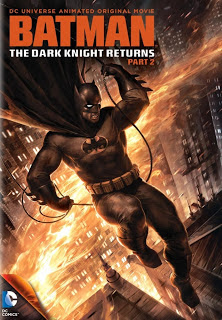 Capa - Batman O Cavaleiro das Trevas Parte 2