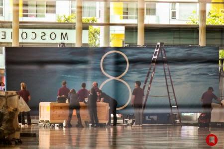 IOS 8 Tanıtım Afişleri Görüntülendi