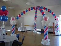Balloon Arches And Columns4