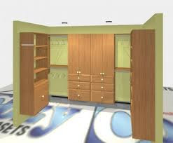 3D Closet Design For Custom Closets