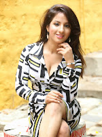 Actress Shunay Sizzling photo shoot-cover-photo