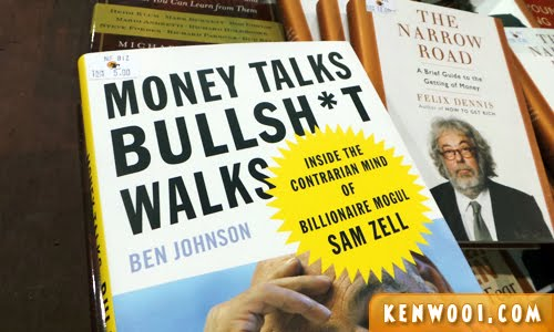 money talks bullshit walks