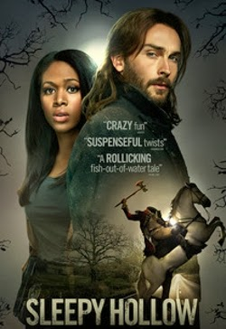 Sleepy Hollow 2013 poster