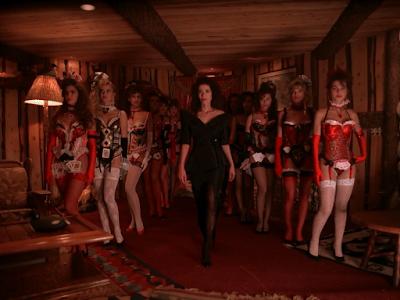 De Volta a Twin Peaks - Primeira Temporada, Episódio 2