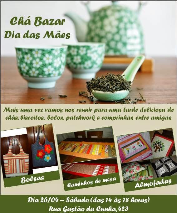 Chá Bazar das Mães