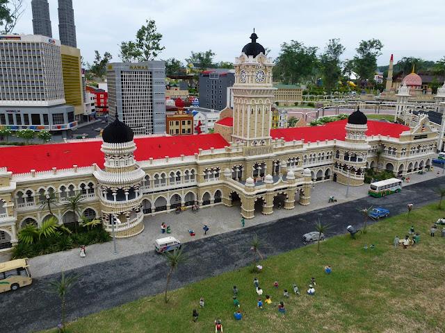 Du lịch Malaysia-Legoland-Thiên đường vui chơi mới của Đông Nam Á