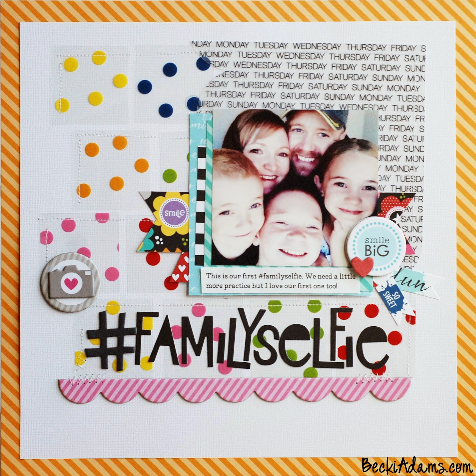 a layout created by @jbckadams for #BellaBlvd using the new Invisibles and Clear Cuts #scrapbooking #transparencies #scrapbook #papercrafting #letstalktuesday