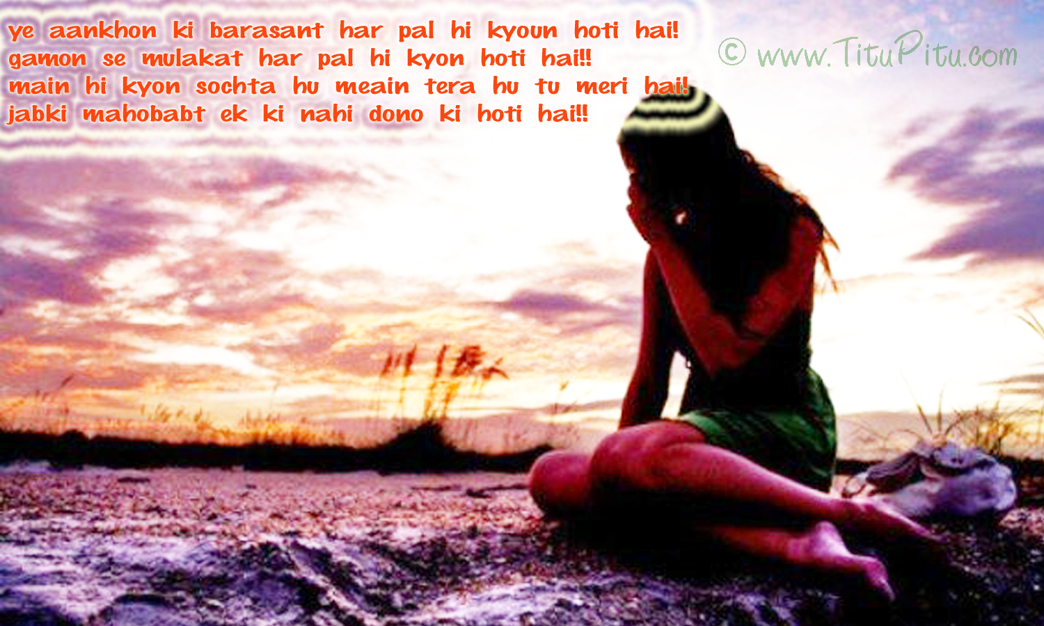 Sad Love Judai Wallpaper : Shayari Dard Bhari 2015 Hd Search Results calendar 2015