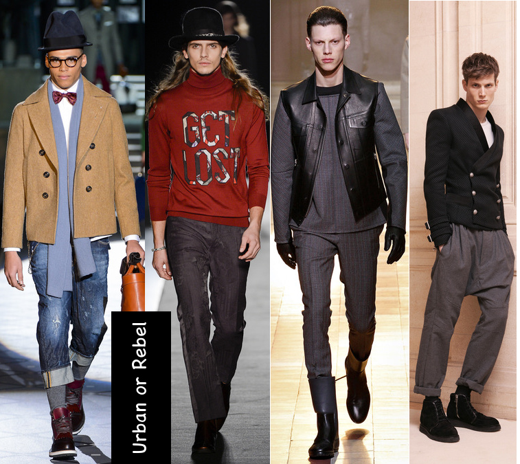 Mens fall 2013 urban trends