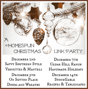 JOIN OUR CHRISTMAS LINKY PARTY