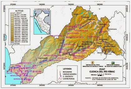 cuenca rio rimac