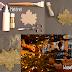 D.I.Y. de Noël #2 : feuille dorée à suspendre dans le sapin