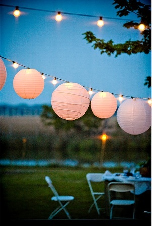 Outdoor Garden Lighting Magic