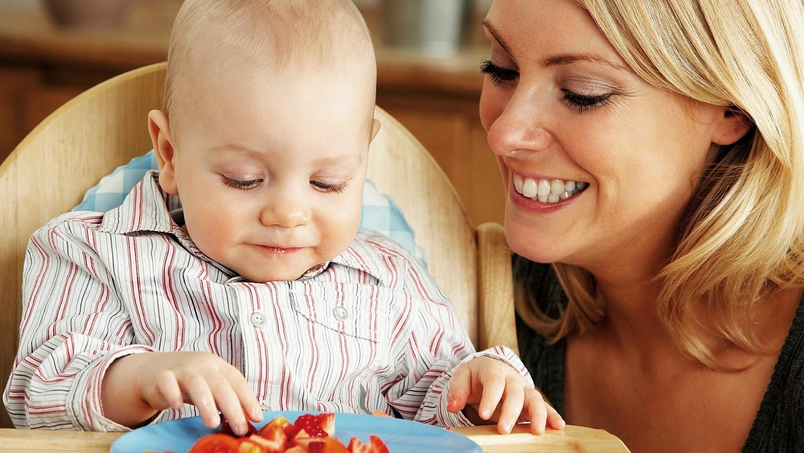 Ingin Diet Berhasil? Tirulah Kebiasaan Makan Bayi