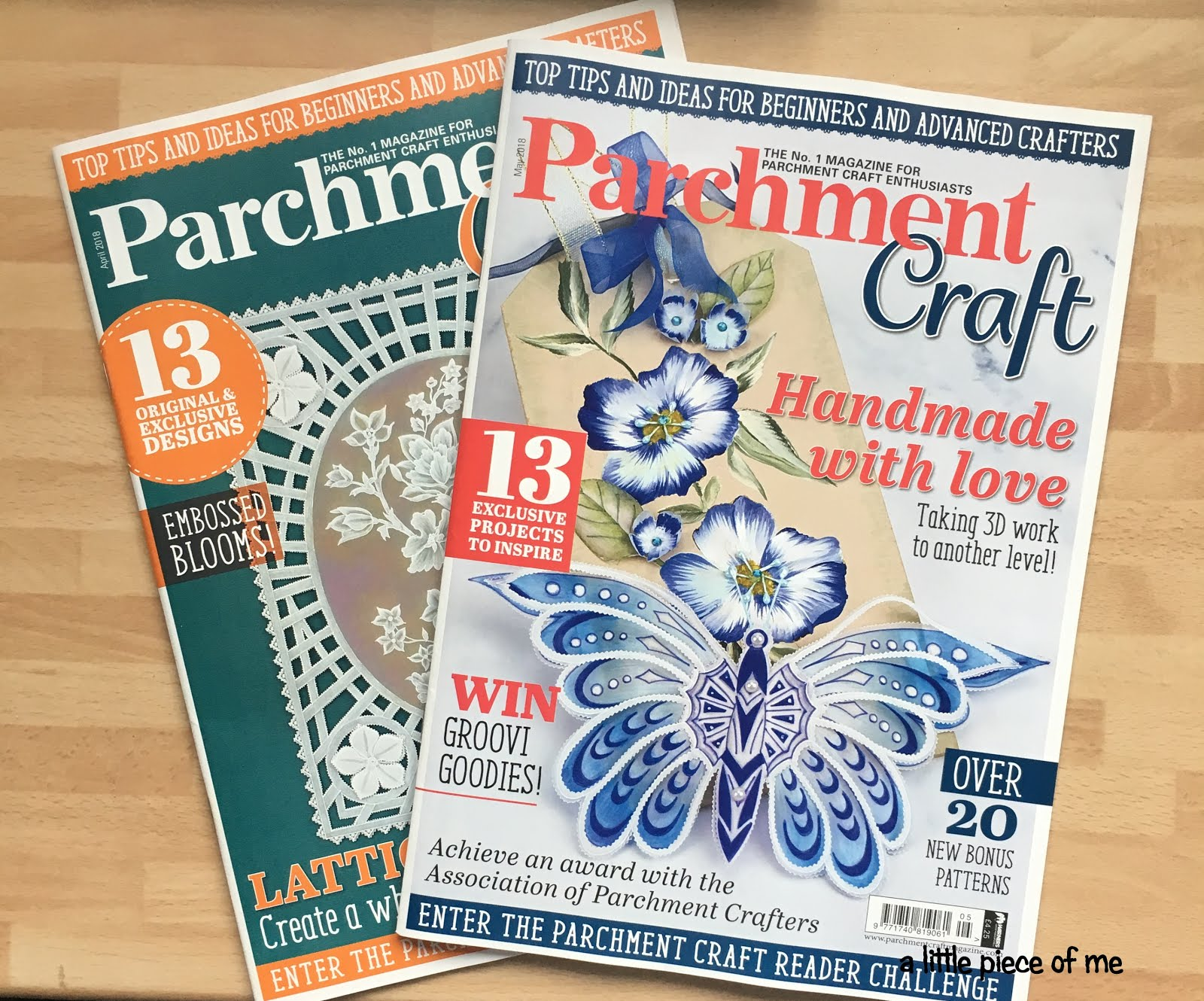 Parchment Mag Giveaway