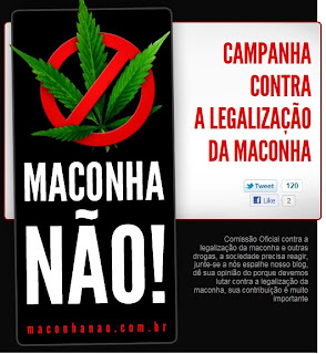 INTOLERÂNCIA CONTRA A LIBERALIZAÇÃO DA MACONHA E DROGAS SIMILARES E INCLUSIVE O ÁLCOOL