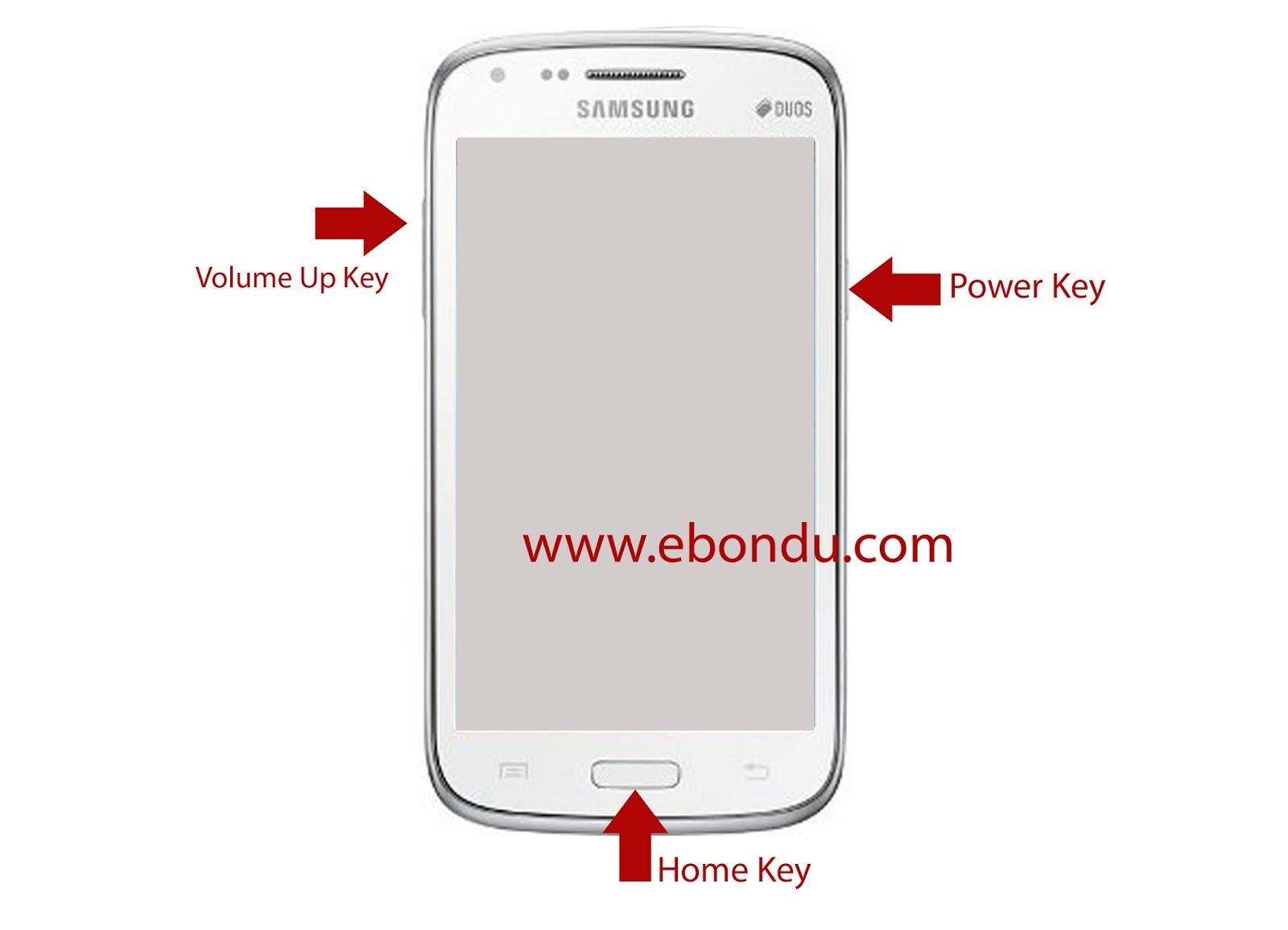 Как сделать сброс данных (hard reset, factory reset) на Samsung Galaxy 48