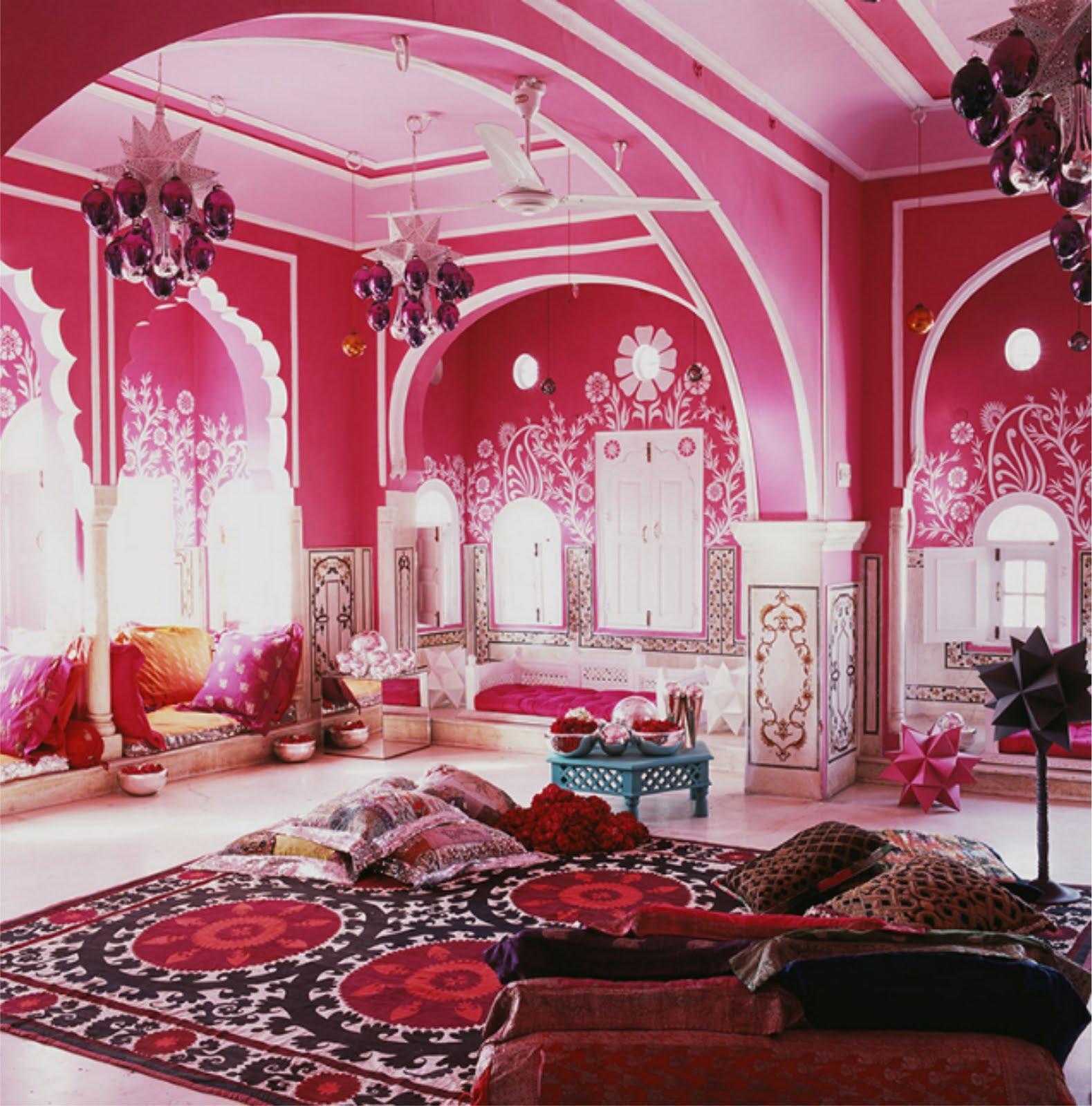 Interior Inspiration Morocco Delight Fleur De Londres