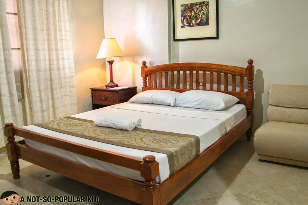 The Standard or Superior Double Room of Metro Vigan Inn