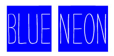 blueneon