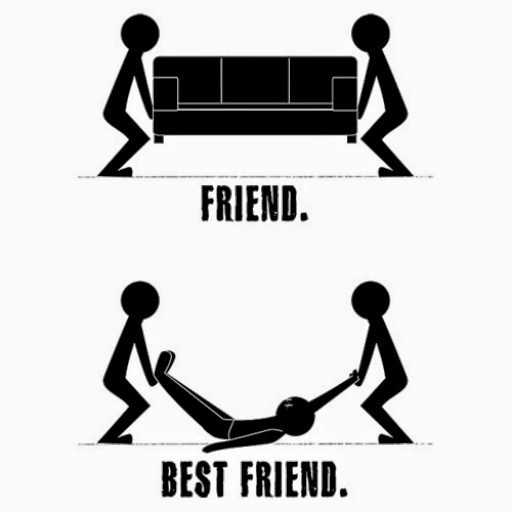 Funny Quotes about Friends Album