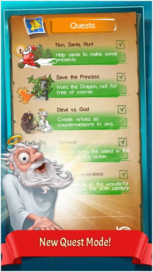 Doodle God™ v2.2.1 Mod