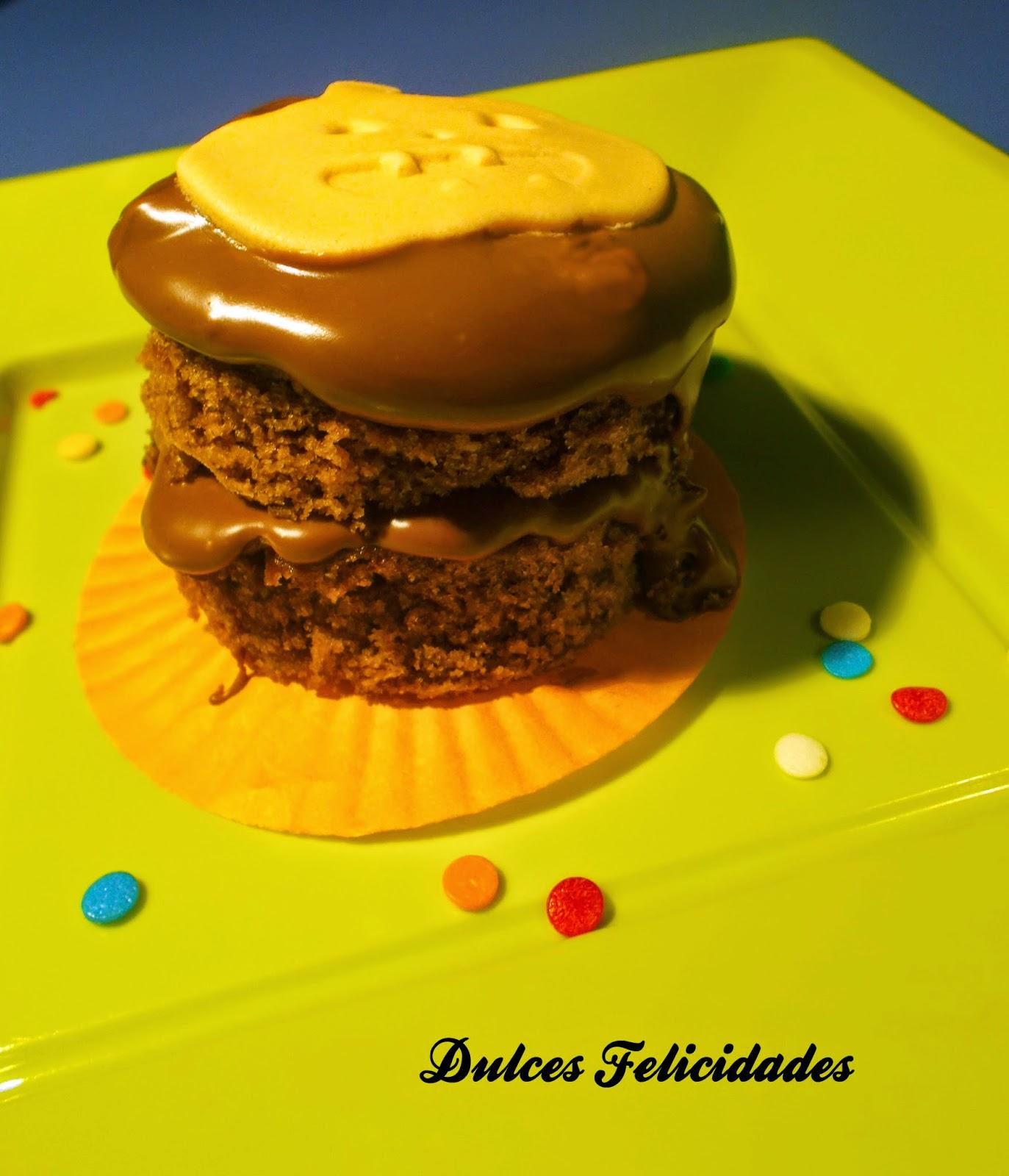Mini tarta Halloween