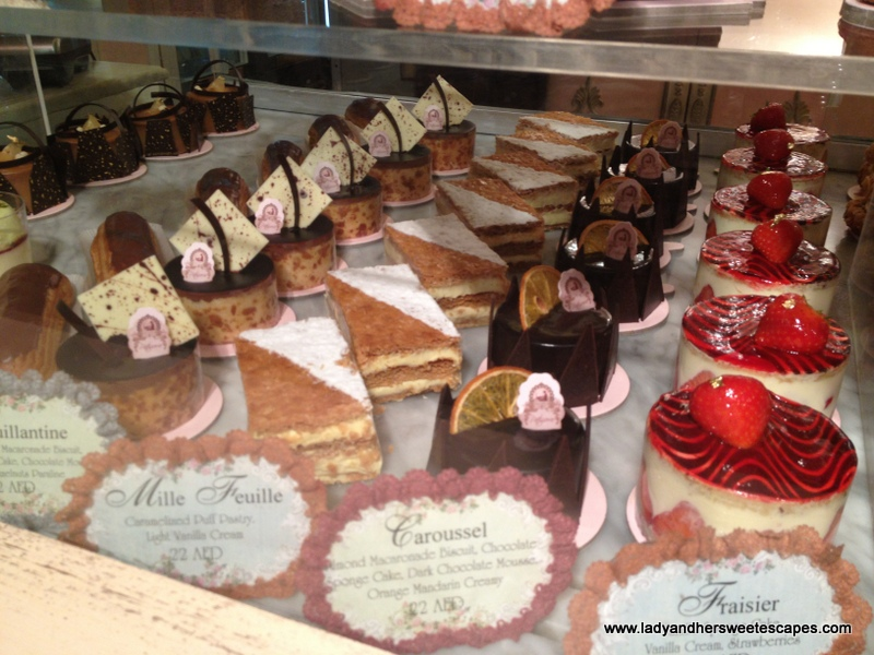 Sweet Treats At Shakespeare And Co Lady Amp Her Sweet Escapes