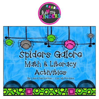 https://www.teacherspayteachers.com/Product/Spiders-Galore-Math-and-Literacy-Activities-1500086