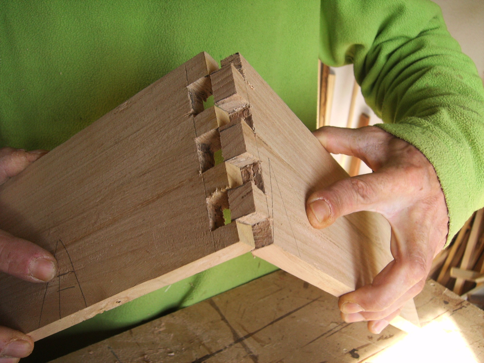 trabajar con madera colas de milano paso a paso On trabajos en madera pdf