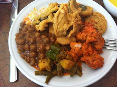 indian tali plate