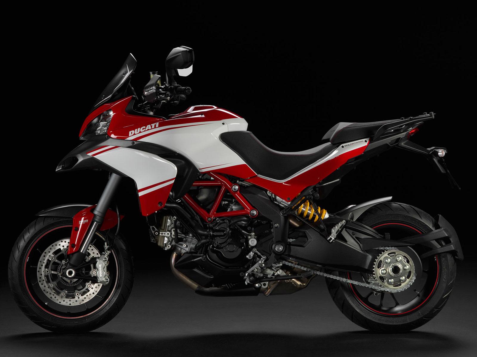 Ducati Multistrada S Pikes Peak Review