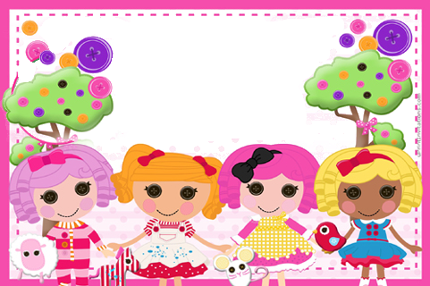 Lalaloopsy Invitations is adorable invitation ideas