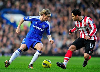 Chelsea 1 - 0 Sunderland (2)