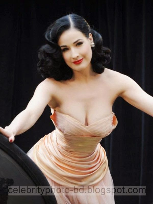 Dita+Von+Teese+Latest+Hot+Photos+With+Short+Biography009