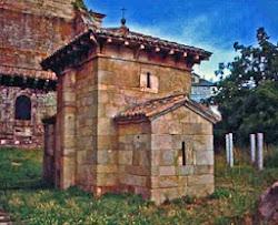 Capilla de San Miguel, Celanova, Orense
