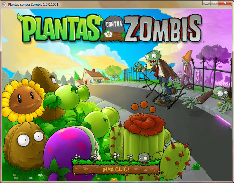 Truco Plantas contra Zombis