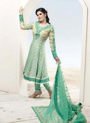Raageshwari Anarkali designs