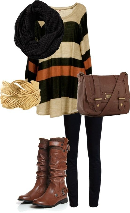 Fashionable Fall Clothes