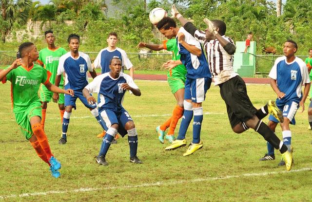 Jimaní y Cotui, finalistas de la Copa Vimenca