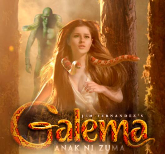 Galema: Anak ni Zuma Premieres this September on ABS-CBN