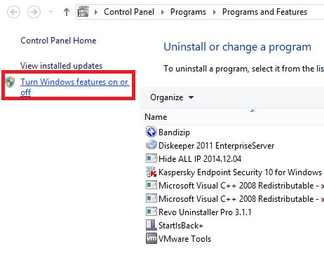Cara Install atau Menampilkan Hyper-V di Windows 8 / 8.1