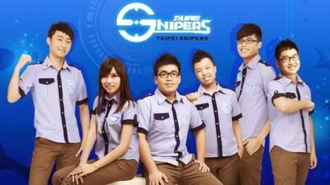 The team Taipei Snipers