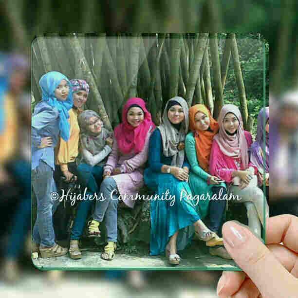 Hijabers Community Pagar Alam: Ini dia Komunitas wanita Berhijab Pagar Alam Hijabers Community
